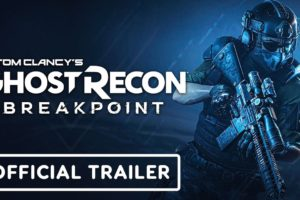 Tom Clancy's Ghost Recon Breakpoint: Operation Motherland -  Official Launch Trailer