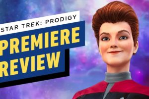 Star Trek: Prodigy Premiere Review