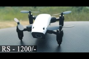 Best mini HD camera drone under 1200 | RC Drone Mini Selfie Pocket Drone Quadcopter with Camera