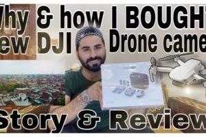 How & why I bought new drone camera | my dji mini 2 drone camera| story of my new dji drone camera