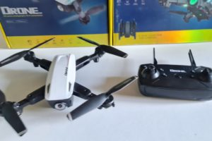 How to make a video Drone Camera RS537, 4K Drone RS537