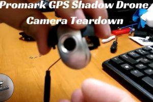 Promark GPS Shadow Drone Camera Teardown