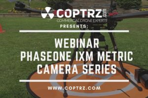 The Best Drone Camera In The World? - PhaseOne iXM Metric Cameras