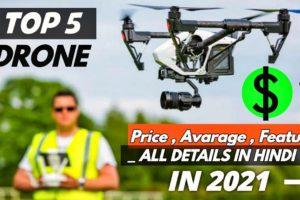 Top 5 Best Drone Camera 2021  2k,4k & 8k HD Drone / Best Drone Hindi/4k Drone Camera Price In India