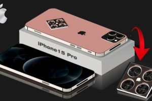 iPhone 15 Trailer - World's First Flying Drone Camera Phone
